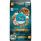 Purina ONE Natural, Grain Free Dry Cat Food, True ...