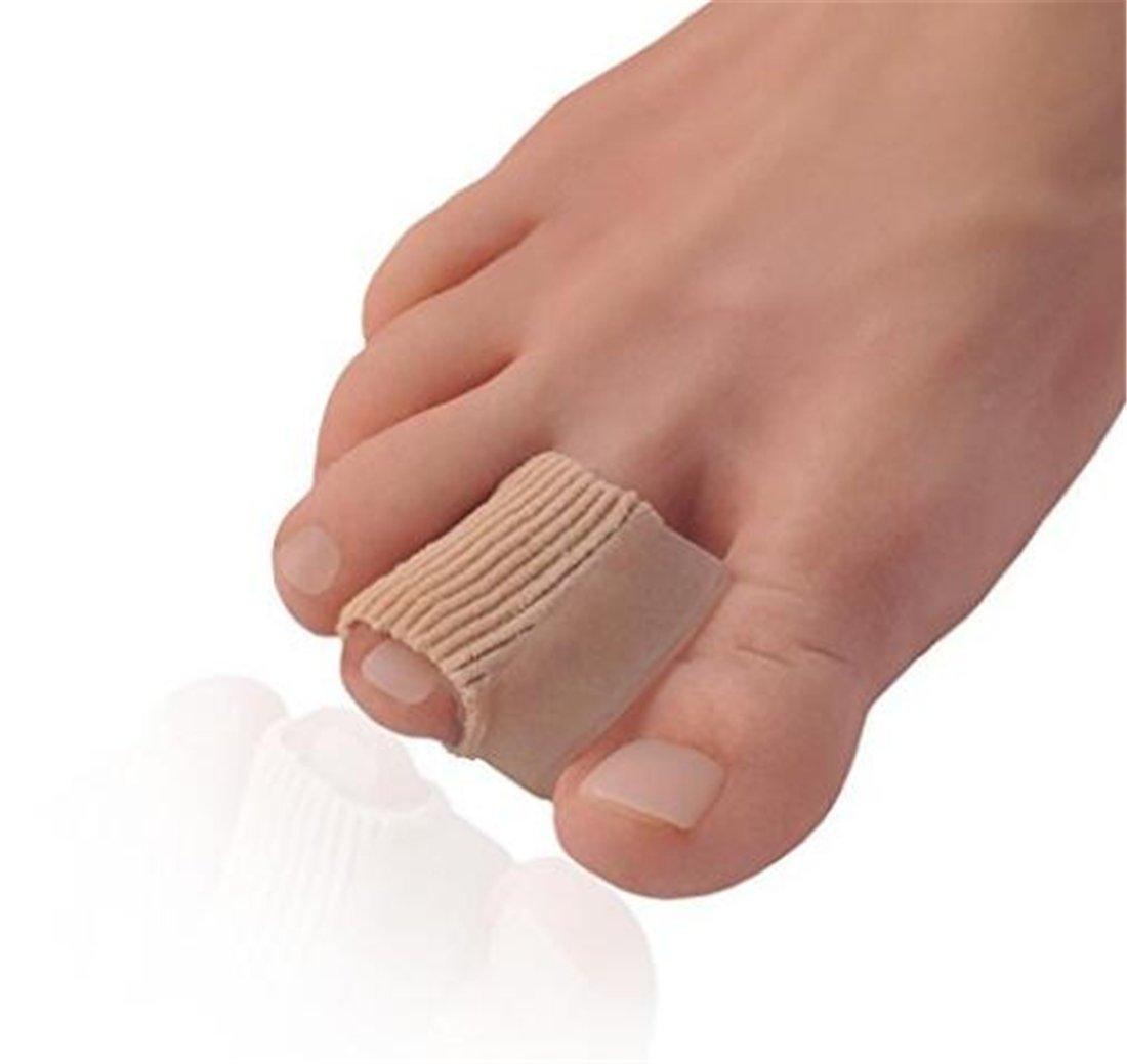 Tmrow 1pc Gel Toe Straightener Corrector for Overlapping Toe