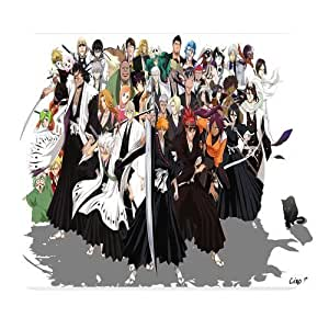 Anime Bleach Customized Rectangle Mousepad