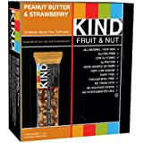 KIND Bars, Peanut Butter & Strawberry, Gluten Free, 1.4oz, 12 Count
