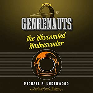 The Absconded Ambassador Audiobook