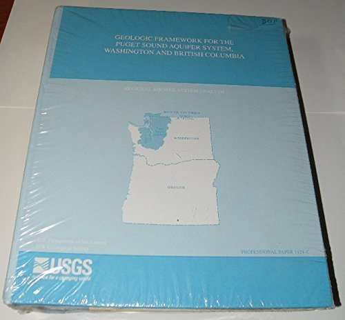 Descargar Libro Geologic Framework For The Puget Sound Aquifer System, Washington And British Colubmia M. A. Jones