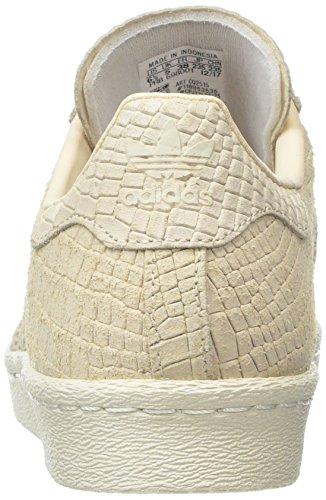 adidas Femme 80s Superstar Hautes Beige Baskets rwrOxTfq