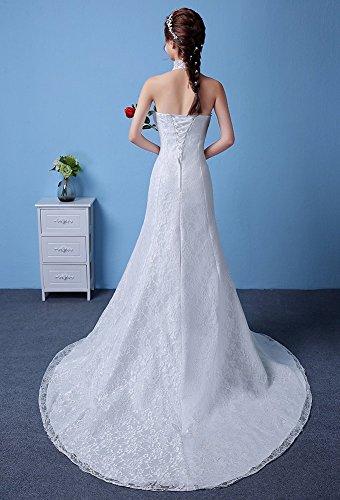 Schlauch Drasawee Weiß Drasawee Kleid Damen Weiß Schlauch Kleid Damen rnp7nxIt