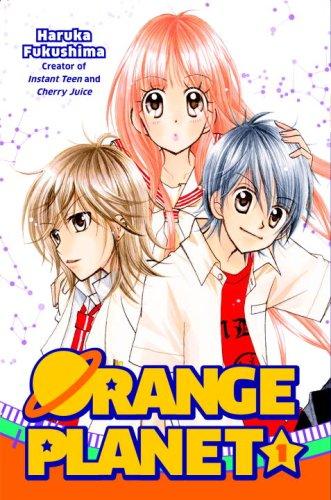 Orange Planet 1