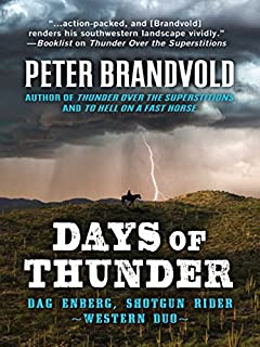 Book Cover: Days of Thunder: A Western Duo