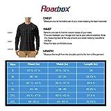 Roadbox Men's Sun Protection UPF 50+ UV Outdoor