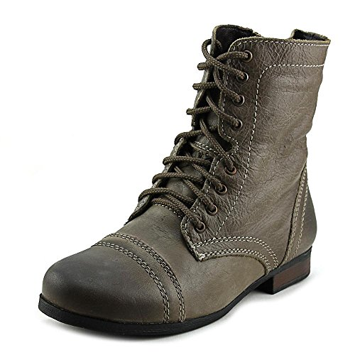 Steve Madden Stone JTROOPA Ankle Boot Little Kid Size 3 (Combat Child Boots)