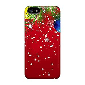 Special Design Back Christmas H4 Phone Cases Covers For Iphone 5/5s