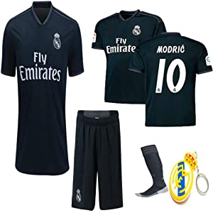 4cab7109d Amazon.com   Gareth Bale Real Madrid Sports Training Jersey (White ...