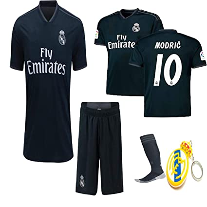 2dec27c5e Amazon.com   Real Madrid 2018 19 Replica Kid Jersey Modric