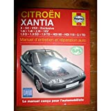 Citroen Xantia (French service & repair manuals) (French Edition)
