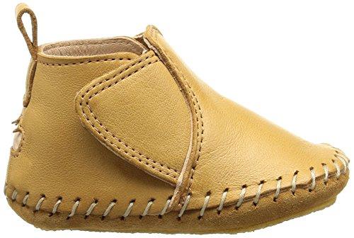 Easy Peasy Bomok Aile - Zapatos de primeros pasos Bebé-Niños Beige - Beige (66 Oxi)