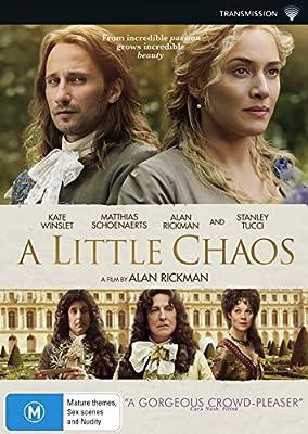 A Little Chaos: Matthias Schoenaerts, Kate Winslet, Stanley