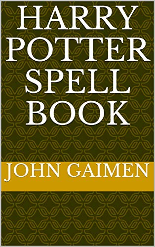 Pdf Humor Harry potter spell book