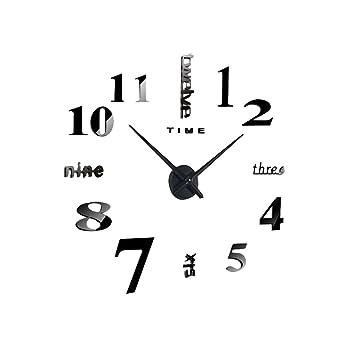 NORELL Einzigartig Funk Wanduhr DIY Wanduhr, Vintage Wall Clock ...