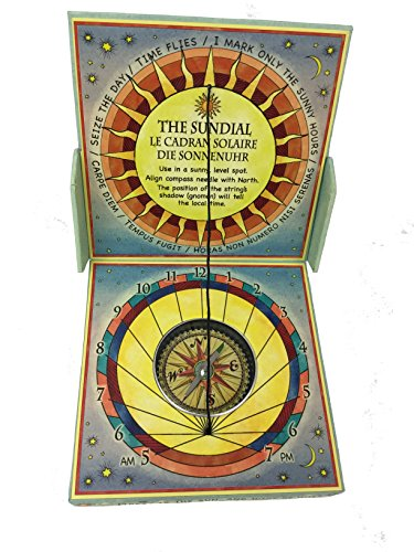 (Maritime Pocket Sundial)