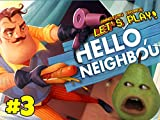 Clip: Pear Forced to Play Hello Neighbor #3