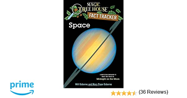 Space (Magic Tree House Research Guide): Mary Pope Osborne, Will ...