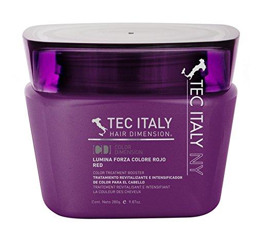 (Tec Italy Lumina Forza Colore Rojo/Red - 280 g/9.87)