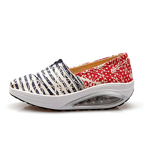 017900f4a A Pedal Lazy Lazy Lazy Shoes Feet Canvas Shoes Shake Shoes Women s Shoes ( Color