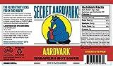 Secret Aardvark Habanero Hot Sauce | Made with