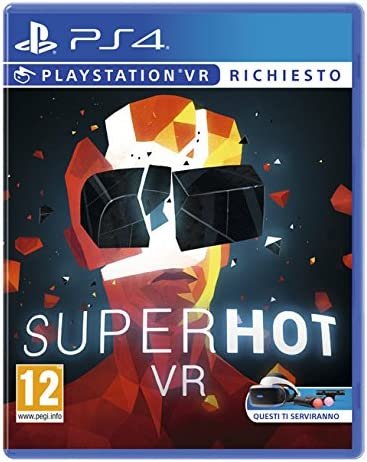 Superhot VR - PlayStation 4 [Importación italiana]: Amazon.es ...
