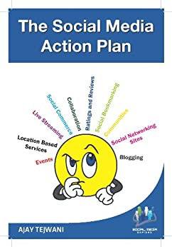 The Social Media Action Plan by [Tejwani, Ajay]