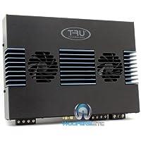 S4 - TRU Technology Dual-Stereo 4-Channel 550W RMS Steel Series Amplifier