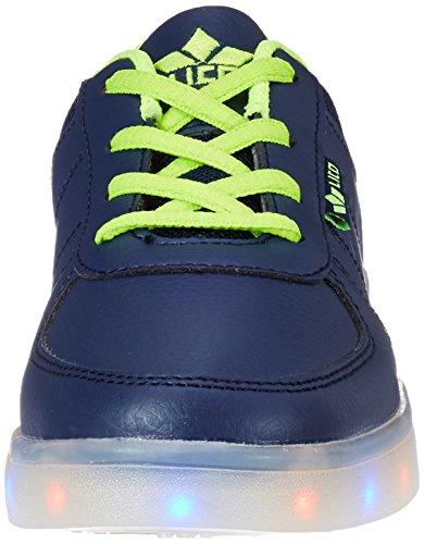 marine Bleu Sneakers Disco Lico Basses Mixte Enfant 7pwYRy8gqB