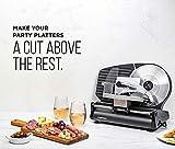 Chefman Electric Deli & Food Slicer Machine for