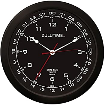 Amazon Com Trintec 14 Quot 12 Amp 24 Hour Military Time Swl
