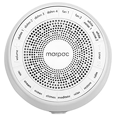 Marpac Whish White Noise Sound Machine 16 Natural