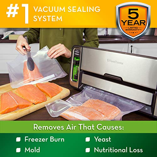Food saver sealer