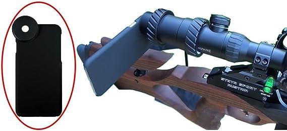 IPhone 5//5S Case Discovery Optics 38-48mm Rifle Scope