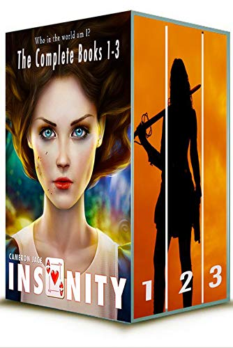 Insanity (Mad in Wonderland) - The Complete Books 1-3]()