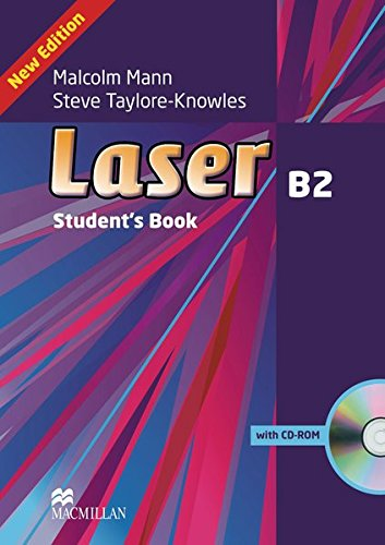 Laser B2 (3rd edition): Student's Book + CD-ROM (plus Online) (Laser (3rd edition))