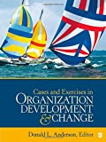 img - for Cases and Exercises in Organization Development & Change book / textbook / text book