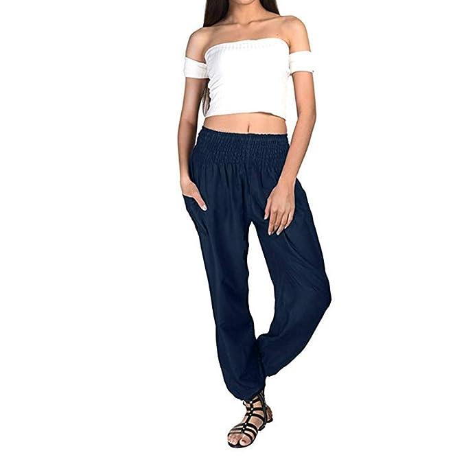 Leggings Yoga Pantalones, YpingLonk Casual Yoga Pantalones ...