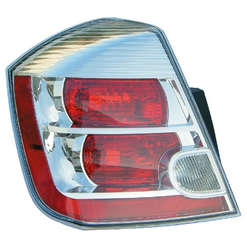 NISSAN SENTRA LEFT TAIL LIGHT 07-08 NEW