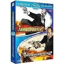 Transporter 1 + 2 (Blu-Ray) (Import Movie) (European Format - Zone B2) (2009) Qi Shu; Jason Statham; Matt Schu