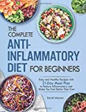 The Complete Anti-Inflammatory Diet for