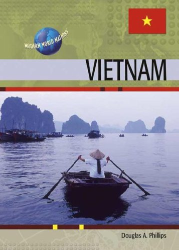 Vietnam (Modern World Nations) by Chelsea House Pub