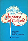 Getting into the Story of Concord, David P. Scaer, 0570037689