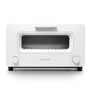 Steam oven toaster BALMUDA The Toaster K01A-WS (White)