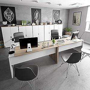 Habitdesign - Mesa despacho Modelo Buc-3