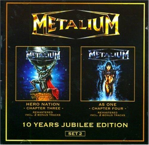 Metalium - Hero Nation - Chapter III (Bonus Tracks, Remastered, 2PC)