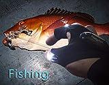 ThxToms LED Flashlights Gloves, Men/Women Tool
