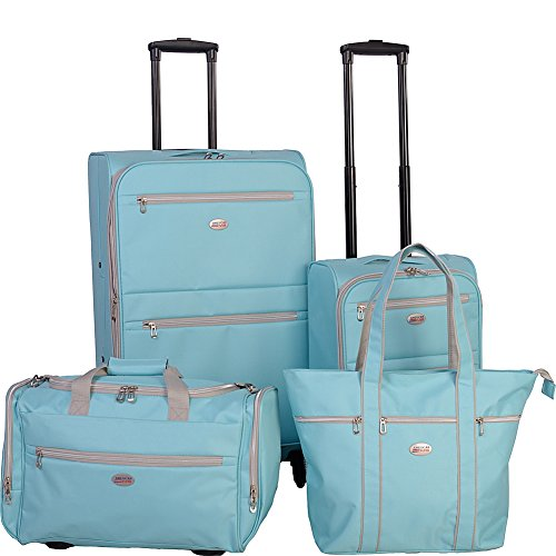 american-flyer-perfect-4-piece-luggage-set-mint