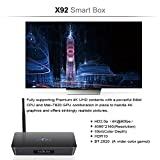Flylion-X92-Android-60-TV-Box-Amlogic-S912-Octa-Core-2GB3GB-16GB-24GHz58GHz-Dual-Band-Wifi-1000M-Gigabit-Ethernet-4K-Bluetooth-40-Streaming-Media-Player